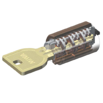 U9 ND2S 面付補助錠(MIWA)