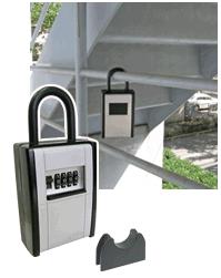 カードと鍵の預かり箱(ABUS)